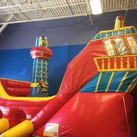 Photo taken at Jump Street by John A. on 5/22/2016