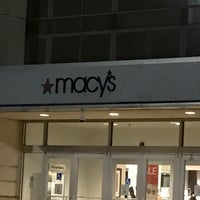 Photo taken at Macy's by Chris M. on 2/4/2017