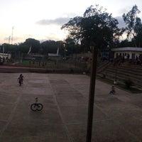 Photo taken at Polideportivo zaragoza by Luis M. on 3/17/2014