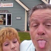 Photo taken at Dunkin' Donuts by Tara G. on 7/20/2014
