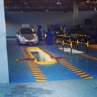 """Photo taken at Centro de Revisión Vehicular """"Los Chillos"""" by Ronny J. on 6/13/2013"""