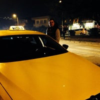 Photo taken at Serdivan Taksi by Sinan Ismail D. on 2/21/2014