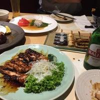 Photo taken at En Dining by keita n. on 1/16/2017