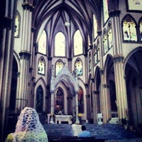Photo taken at Catedral Metropolitana de Guayaquil by Natalia C. on 6/3/2013