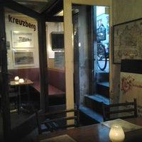 Photo taken at Café Kreuzberg by Hans-Henrik T O. on 6/19/2013
