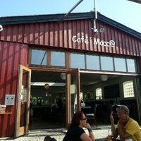 Photo taken at Cafe Mocc@ by Hans-Henrik T O. on 7/8/2013