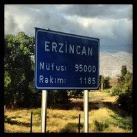 Photo taken at Erzincan by Muammer Ö. on 7/19/2013