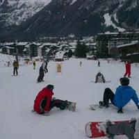 Photo taken at École Nationale de Ski et d'Alpinisme de Chamonix by Ivan B. on 1/29/2013