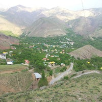 Photo taken at Bargejahan | روستای برگجهان by Saeed R. on 5/8/2013