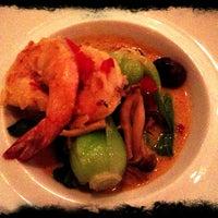 Photo taken at Meritage Restaurant by Jessie on 3/29/2014