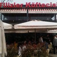4/14/2013 tarihinde Şükrü Y.ziyaretçi tarafından Filizler Köftecisi'de çekilen fotoğraf