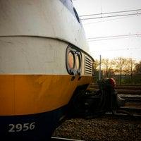 Photo taken at Sprinter Uitgeest - Rhenen by Robbert V. on 11/23/2014