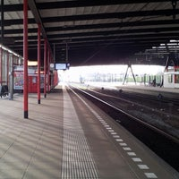 Photo taken at Station Schiedam Centrum by Robbert V. on 4/28/2013