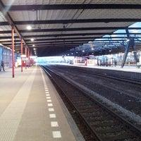 Photo taken at Station Schiedam Centrum by Robbert V. on 3/23/2013