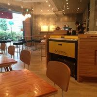 Photo taken at FabCafe Tokyo by murajun on 8/25/2013