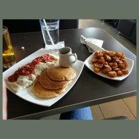 Photo taken at Stacks Pancake House by Mark D. on 3/23/2013