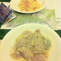 Photo taken at Ristorante Pizzeria 5 Torri by Valery on 5/7/2014