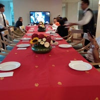 Photo taken at PSE Broker's Lounge by Jonathan G. on 12/27/2013