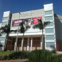 Photo taken at Taguatinga Shopping by Thyaggo M. on 10/28/2012