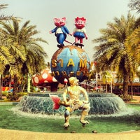 Photo taken at Siam Park City by Mishka V. on 2/1/2013