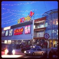 Снимок сделан в ТРЦ «ИЮНЬ» пользователем Mishka V. 1/3/2013