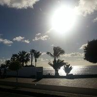 Photo taken at Avenida de las Playas by Mariano E. on 12/26/2012