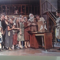 Photo taken at İstanbul Devlet Tiyatroları Cevahir Sahnesi by Melis P. on 11/22/2012