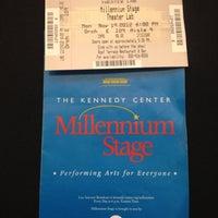 11/19/2012 tarihinde Paulziyaretçi tarafından Kennedy Center Theatre Lab'de çekilen fotoğraf