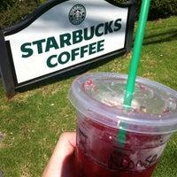 Photo taken at Starbucks by Monse V. on 10/17/2012