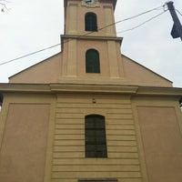 Photo taken at Szőregi Katolikus Templom by Szabó J. on 12/26/2012