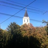 Photo taken at Szőregi Katolikus Templom by Szabó J. on 10/19/2012