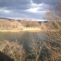 Photo taken at Otsiningo Park by Charles W. on 1/20/2013