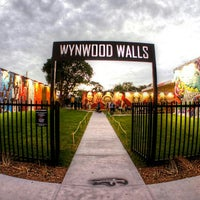 Photo taken at The Wynwood Walls by Luis G. on 1/18/2013