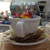 Photo taken at Mama Mia Italian Deli & Pizzeria by Maria on 11/7/2012