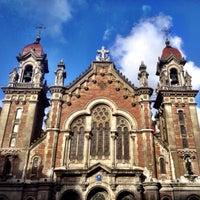 Photo taken at Basílica de San Juan El Real by Ernest L. on 12/28/2014