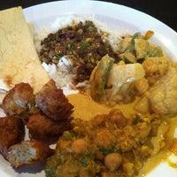 Photo taken at Sitara Indian Restaurant by Ginna G. on 1/18/2013
