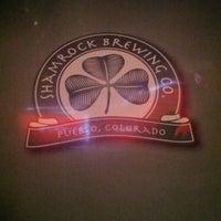 Photo taken at Shamrock Brewing Co. by Jaimin B. on 6/11/2013