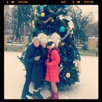 Photo taken at Школа № 23 by Kseniya K. on 12/14/2012