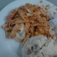 Photo taken at Student Center Dining Hall by Stephanie C. on 9/20/2012