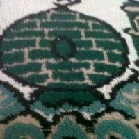 Photo taken at Masjid Jami Al-Qohhar by andri a. on 5/2/2013