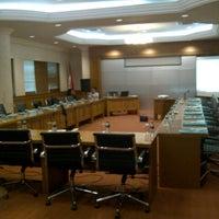 Photo taken at Hotel Bumi Wiyata by andri a. on 9/6/2014