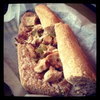 Photo taken at Govinda's Gourmet Vegetarian by John on 7/14/2013