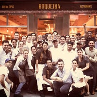 Photo taken at Boqueria by Boqueria on 10/3/2014