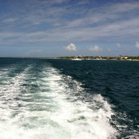 Photo taken at Carribean Sea by Karen on 1/27/2013