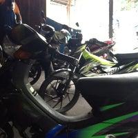 Photo taken at Prapto Motor by Syarief H. on 1/15/2014