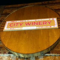 Foto tomada en City Winery por Count G. el 11/15/2012
