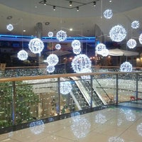 Photo taken at Shopping Center Citypark by Maruša K. on 11/24/2012