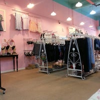 Photo taken at Little Wardrobe Boutique by Venus O. on 7/14/2013