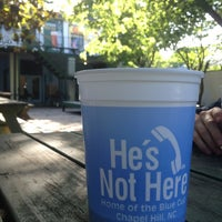 Photo taken at He's Not Here by Emily on 5/30/2013