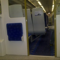 Photo taken at Gautrain Pretoria Station by Neil N. on 1/20/2013